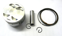 Piston set Daystar to bore up from 56 to 63.5mm-unlimited-power