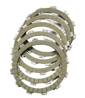 Set of 5 Honda clutch disk reinforced-unlimited-power