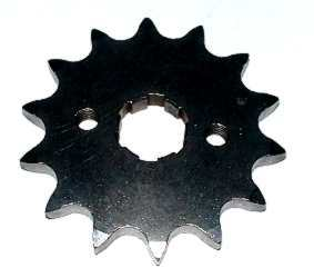 sprocket 13 teeth Honda Shadow 125