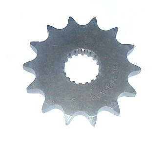 Front sprocket 14 tooth SINNIS, MASH, BULLIT, HMC 125 (one more as standard)