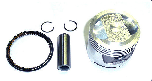 Piston set UPower for bore 48mm