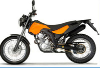 125 SENDA CROSS-unlimited-power-125 Derbi