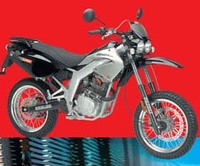 SENDA SM 125-unlimited-power-125 Derbi